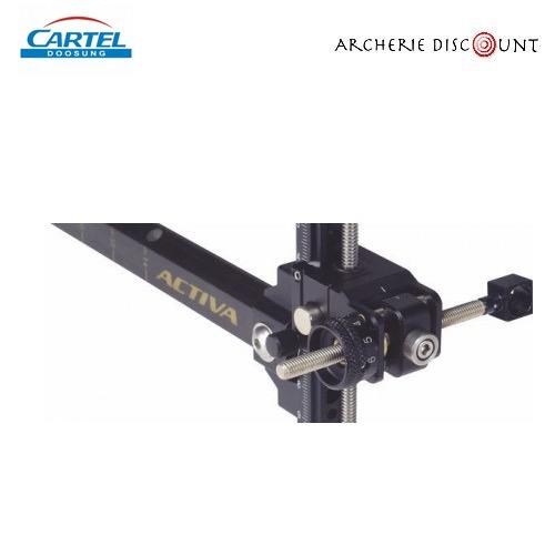 Cartel viseur activa carbon sight2