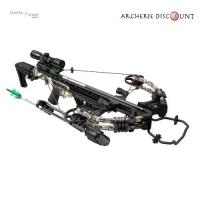 Center point wrath with silent crank package 430fps 4x32 illuminated scope quiver and cocker5