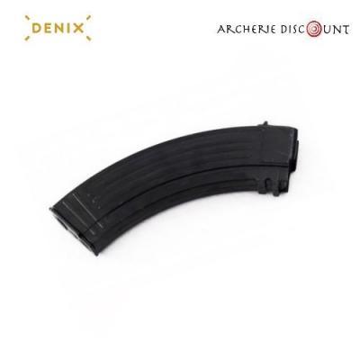 Réplique de cinéma du chargeur AK 47 denix