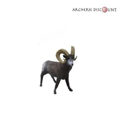 Cible 3D Mouflon des alpes