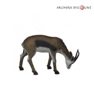 Cible 3D Animal Springbok