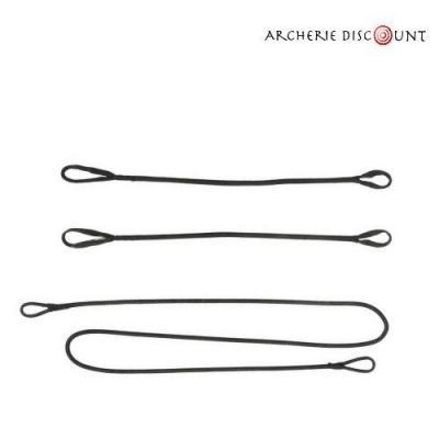 Corde et câbles de remplacement pour arbalète Drakon