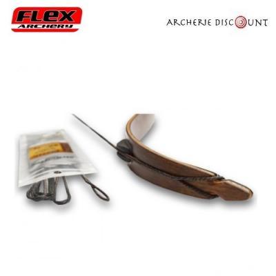 Corde Dacron pour arc traditionnel recurve 14 brins