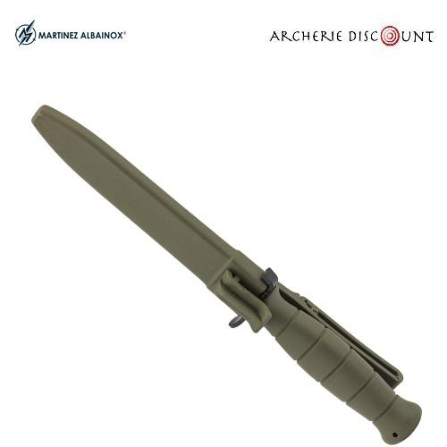Couteau de combat task od green1