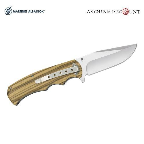 Couteau pliant albainox sanglier1