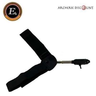 Décocheur pour arc avec bracelet nylon EK archery