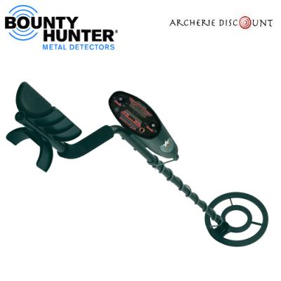 Détecteur de métaux Quick draw II - BOUNTY HUNTER