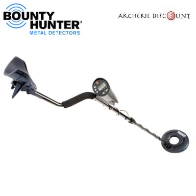 Détecteur de métaux Discovery 1100 - Bounty Hunter