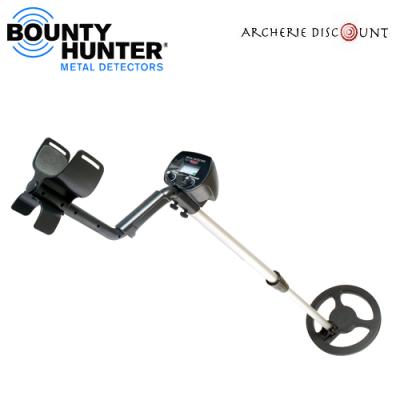 Détecteur de métaux vlf2 - BOUNTY HUNTER
