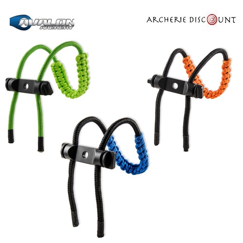 Dragonne d arc avalon 2 sur archerie discount2