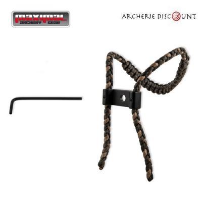 Dragonne d'arc métal Maximal