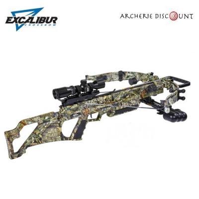Arbalète Excalibur matrix Bulldog 330 COUNTRY 220LBS