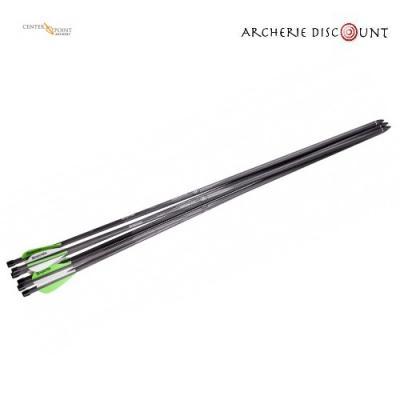 Flèches carbone  pour Arc Center Point