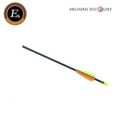 Flèche en fibre de 26 pouces ek archery
