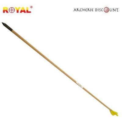 Flèche en bois pour arc de 29 pouces
