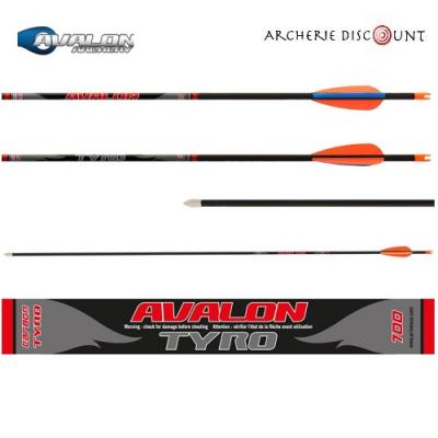 Fleche tyro 700 carbone 30 22 avalon