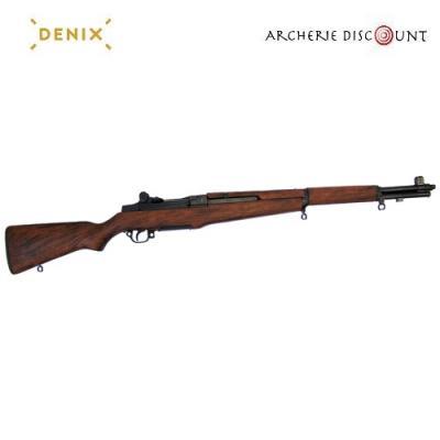 Réplique décorative Denix du fusil américain M1 Garand 1932