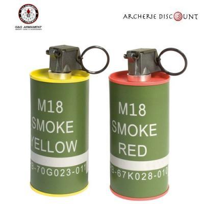 Grenade fumigène M18 G&G