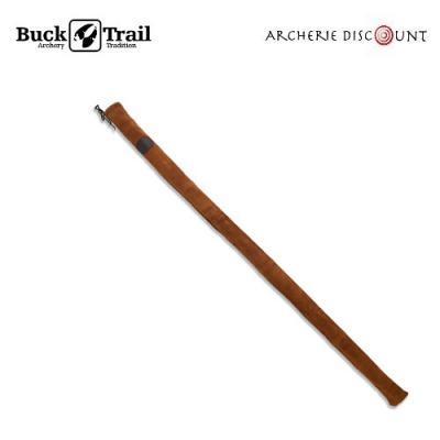 Housse pour arc LongBow en daim -Buck trail