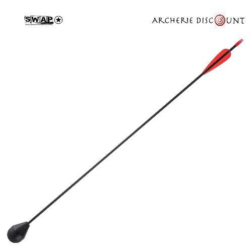 Jeu arc sans danger swap game archery pour adulte fle che