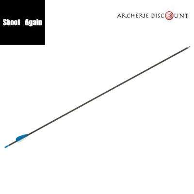 """Flèches carbone 32 """" spin pour arc récurve"""