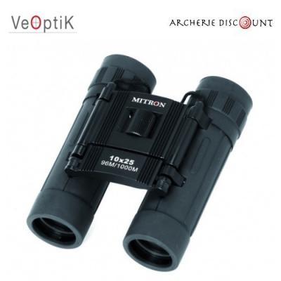 Jumelle Veoptik 10X25