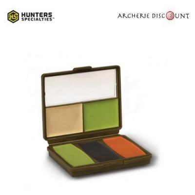 HUNTERS SPECIALTIES - Kit maquillage étui camo-compac