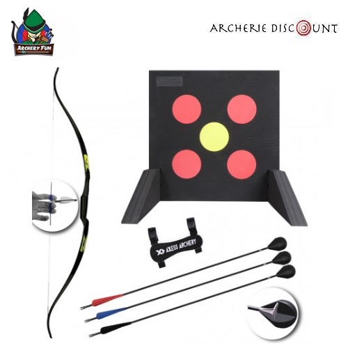 Kit snake foam target archery touch
