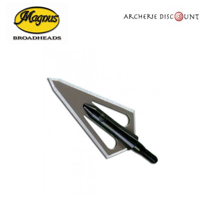 MAGNUS - POINTE STINGER 2L 125 GRAINS (PACK DE 3)