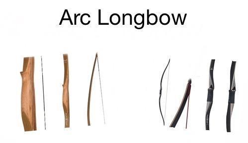 Logo arc longbow 1