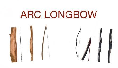 Logo arc longbow