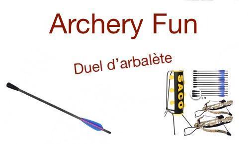 Logo archery fun 1