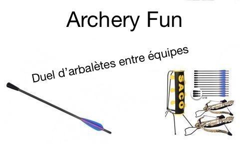 Logo archery fun 2