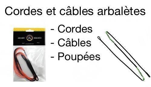 Logo corde cable arbalete 1