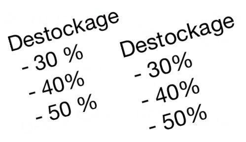Logo destockage 1