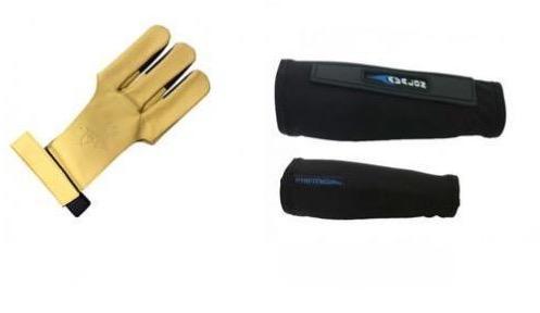 Logo gants et protege bras 1