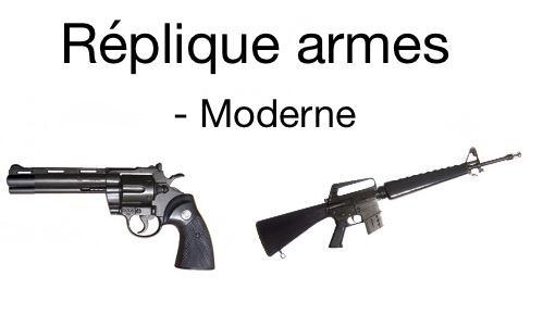 Logo replique arme moderne denix