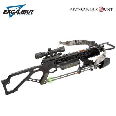 Arbalète MATRIX GRZ 2 305 CAMO 200LBS FIXED POWER SCOPE