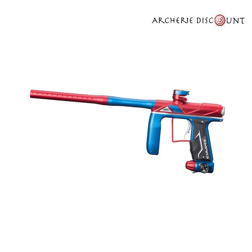 Marqueur axe pro red blue silver