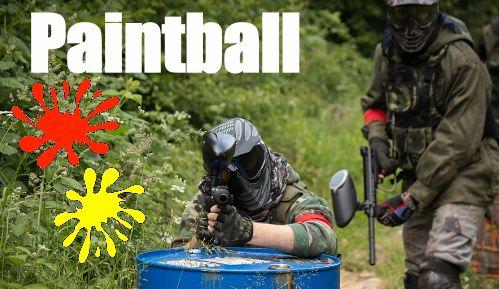 Matériel paintball pour particulier