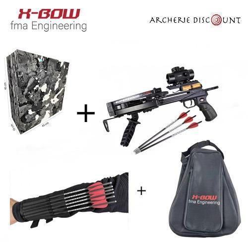 Mega pack pistolet arbalet