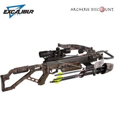 Arbalète MICRO 335 XTRA CAMO 270LBS DEADZONE LITE SCOPE