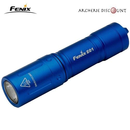 Mini lampe de poche porte cle s 100 lumens fenix