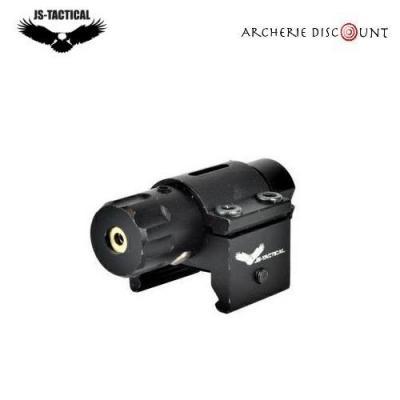 Pointeur laser rouge JS-TACTICAL