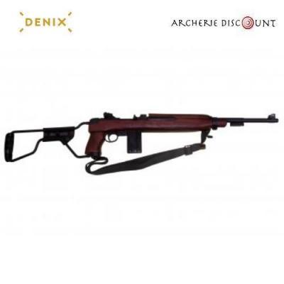 Réplique  USM1 PARA 1944 avec porte baionnette et bretelle Denix