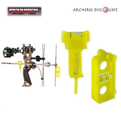 Accessoires de mesure de niveau pour corde Maximal