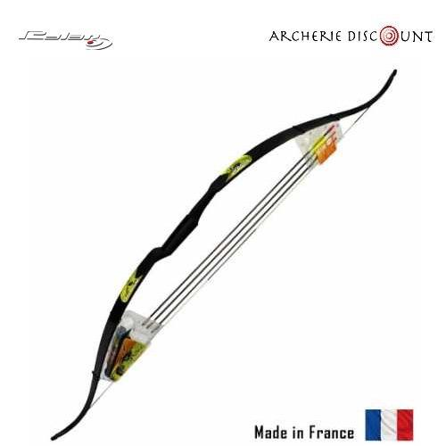 Pack complet arc snake 60 pouces