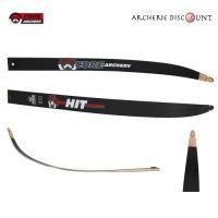 Pack complet core archery hit 54 pouces poignet bois1