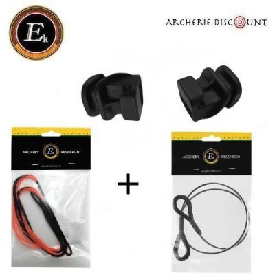 Pack corde R9 + fausse corde