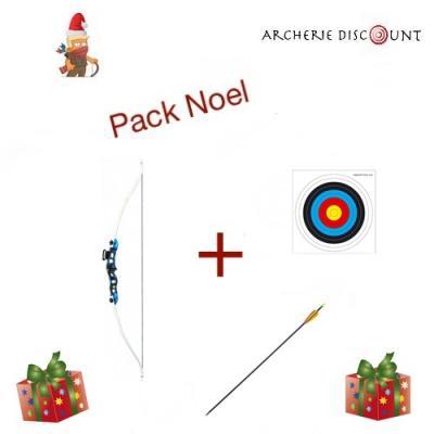 Pack Noel  Arc Beetle + fleches + cibles